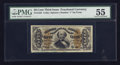 Fractional Currency:Third Issue, Fr. 1333 50¢ Third Issue Spinner PMG About Uncirculated 55.. ...