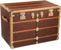 Luxury Accessories:Travel/Trunks, Etro Signature Paisley Multi-drawer Large Steamer Trunk . ...