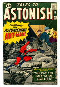 Silver Age (1956-1969):Superhero, Tales to Astonish #40 (Marvel, 1963) Condition: FN-....