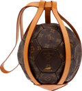 Luxury Accessories:Accessories, Louis Vuitton 1998 Limited Edition #3079 World Cup France SoccerBall. ...