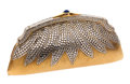 Luxury Accessories:Bags, Judith Leiber Silver & Gold Chatelaine Jeweled Early EveningBag. ...