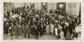 """Antiques:Black Americana, Celebrating Their School -- The Tuskegee Institute A large, impressive 19"""" x 10"""" photograph with a printed legend identifyin..."""