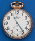 Timepieces:Pocket (post 1900), Ball 16 Size, 21 Jewel Official Standard. ...