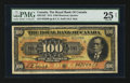 Canadian Currency: , Montreal, PQ- The Royal Bank of Canada $100 Jan. 2, 1913 Ch # 630-12-22. ...