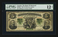 Canadian Currency: , Montreal, PQ- The Bank of Montreal $5 Jan. 2, 1888 Ch # 505-38-02....
