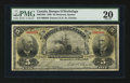 Canadian Currency: , Montreal, PQ- Banque D'Hochelaga $5 May 2, 1898 Ch # 360-18-02. ...