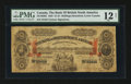 Canadian Currency: , Brantford, LC- The Bank of British North America $1 Dec. 1, 1852 Ch# 055-14-02-02. ...