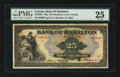 Canadian Currency: , Hamilton, ON- Bank of Hamilton $25 March 1, 1922 Ch # 345-22-06....