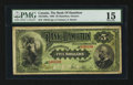 Canadian Currency: , Hamilton, ON- The Bank of Hamilton $5 June 1, 1892 Ch # 345-16-02a....