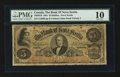 Canadian Currency: , Halifax, NS- The Bank of Nova Scotia $5 July 2, 1881 Ch #550-20-10. ...