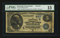 National Bank Notes:Pennsylvania, Pittsburgh, PA - $5 1882 Date Back Fr. 534 The United States NB Ch.# (E)5017. ...