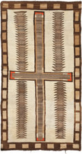 Other, A NAVAJO REGIONAL RUG. c. 1910...