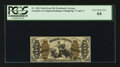 Fractional Currency:Third Issue, Fr. 1363 50¢ Third Issue Justice. PCGS Very Choice New 64.. ...