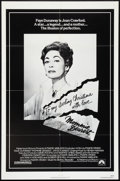 "Movie Posters:Cult Classic, Mommie Dearest (Paramount, 1981). One Sheet (27"" X 41""). CultClassic.. ..."