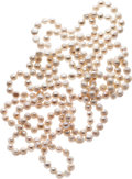 Estate Jewelry:Pearls, Freshwater Cultured Pearl Necklace. ...
