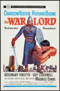 "Movie Posters:War, The War Lord Lot (Universal, 1965). One Sheets (2) (27"" X 41"").War.. ... (Total: 2 Items)"
