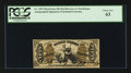 Fractional Currency:Third Issue, Fr. 1355 50¢ Third Issue Justice. PCGS Choice New 63.. ...