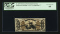 Fractional Currency:Third Issue, Fr. 1349 50¢ Third Issue Justice. PCGS Very Choice New 64.. ...