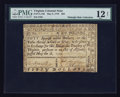 Colonial Notes:Virginia, Virginia May 3, 1779 $50 PMG Fine 12 Net.. ...