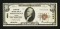 National Bank Notes:Kansas, Independence, KS - $10 1929 Ty. 1 Citizens-First NB Ch. # 4592. ...