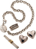 Estate Jewelry:Lots, Sterling Silver, Gold Jewelry, Tiffany & Co.. ...