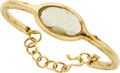 Estate Jewelry:Bracelets, Citrine, Diamond, Sapphire, Gold Bracelet. ...