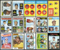 """Baseball Cards:Lots, 1950's-1980's Topps """"Rookies"""" Collection (179). ..."""