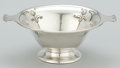 Silver Holloware, American:Bowls, AN AMERICAN SILVER BOWL . Richard Dimes Company, South Boston,Massachusetts, circa 1910. Marks: RD (winged),STERLING...