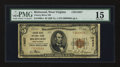 National Bank Notes:West Virginia, Richwood, WV - $5 1929 Ty. 1 Cherry River NB Ch. # 13627. ...