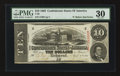 Confederate Notes:1863 Issues, T59 $10 1863 CC.. ...