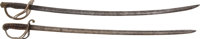 Two US 19th Century Sabers