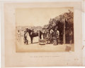 Military & Patriotic:Civil War, ARMY FORGE SCENE, IN FRONT OF PETERSBURG (No. 77)....