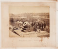 Military & Patriotic:Civil War, MORTAR DICTATOR, IN FRONT OF PETERSBURG (No. 75)....