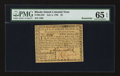 Colonial Notes:Rhode Island, Rhode Island July 2, 1780 $2 PMG Gem Uncirculated 65 EPQ.. ...