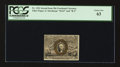 Fractional Currency:Second Issue, Fr. 1321 50¢ Second Issue. PCGS Choice New 63.. ...