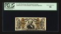 Fractional Currency:Third Issue, Fr. 1328 50¢ Third Issue Spinner. PCGS Choice About New 58.. ...