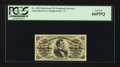Fractional Currency:Third Issue, Fr. 1295 25¢ Third Issue. PCGS Gem New 66PPQ.. ...