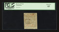 Colonial Notes:Connecticut, Connecticut October 11, 1777 4d Uncancelled PCGS Choice New 63.....