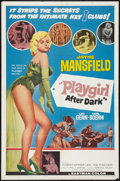 "Movie Posters:Sexploitation, Playgirl After Dark (Topaz, 1962). One Sheet (27"" X 41"") Style B.Sexploitation.. ..."