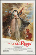 "Movie Posters:Animated, The Lord of the Rings (United Artists, 1978). One Sheet (27"" X41""). Animated.. ..."