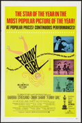 """Movie Posters:Musical, Funny Girl Lot (Columbia, 1968). One Sheets (3) (27"""" X 41""""). Musical.. ... (Total: 3 Items)"""