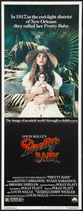 """Movie Posters:Drama, Pretty Baby Lot (Paramount, 1978). Inserts (3) (14"""" X 36""""). Drama.. ... (Total: 3 Items)"""