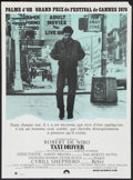 """Movie Posters:Crime, Taxi Driver (Columbia, 1976). French Affiche (23"""" X 31.5""""). Crime.. ..."""