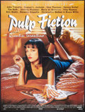 "Movie Posters:Crime, Pulp Fiction (Miramax, 1994). French Grande (45"" X 61.5""). Crime....."