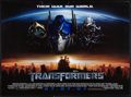 """Movie Posters:Science Fiction, Transformers Lot (Paramount, 2007). British Quads (2) (30"""" X 40"""") DS. Science Fiction.. ... (Total: 2 Items)"""