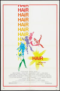 """Hair Lot (United Artists, 1979). One Sheets (3) (27"""" X 41""""). Musical. ... (Total: 3 Items)"""
