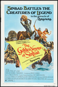 "The Golden Voyage of Sinbad (Columbia, 1973). One Sheet (27"" X 41"") Style A. Fantasy"