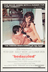 """Bedazzled (20th Century Fox, 1967). One Sheet (27"""" X 41""""). Comedy"""