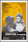 """Movie Posters:Thriller, Daddy's Gone a Hunting (National General, 1969). One Sheet (27"""" X 41""""). Thriller.. ..."""