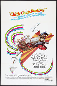 "Chitty Chitty Bang Bang (United Artists, 1969). One Sheet (27"" X 41""). Fantasy"